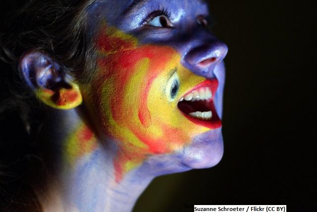 Blackface Whiteface Rainbowface
